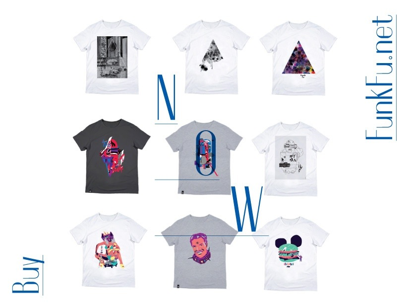New prints and t-shirts