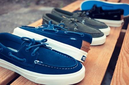 Vans California Zapato Del Barco