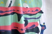 FUNKFU t-shirt collection spring rolls burger