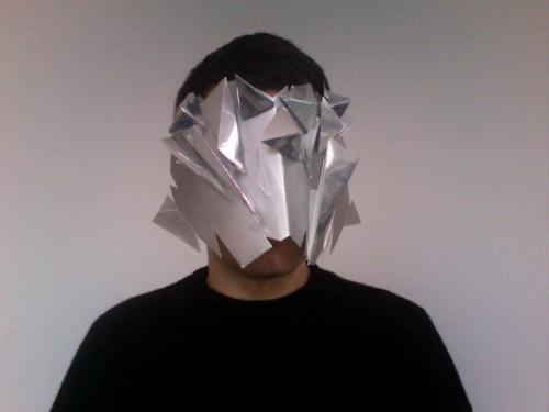 funkfu mask / martin svoboda